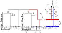 Схемы подключения котлов, фото 2