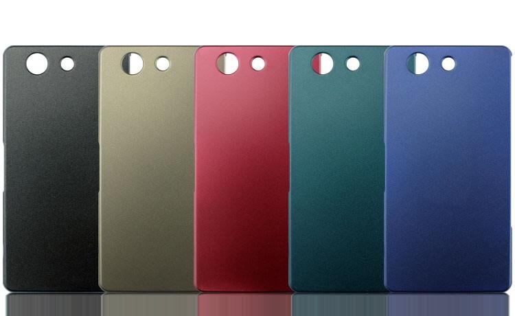 "SONY Z3 mini compact D5803 XPERIA Оригинальный чехол панель бампер накладка для телефона ""PUDINI C"""
