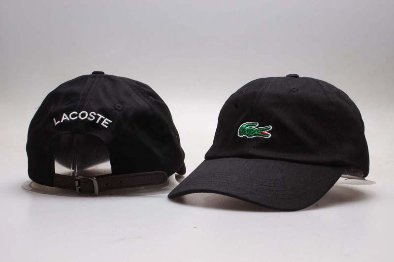 Різні кольори Lacoste кепка бейсболка для дорослих і підлітків лакоста