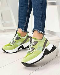 Оригинальные кроссовки на толстой подошве. Бренд Mario Muzi Размер 36 37