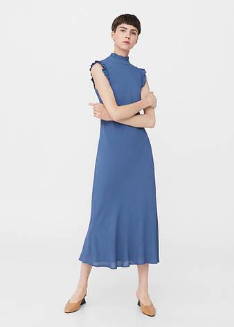 Женское платье Mango размер XL 54 RU женские платья миди летние, фото 2