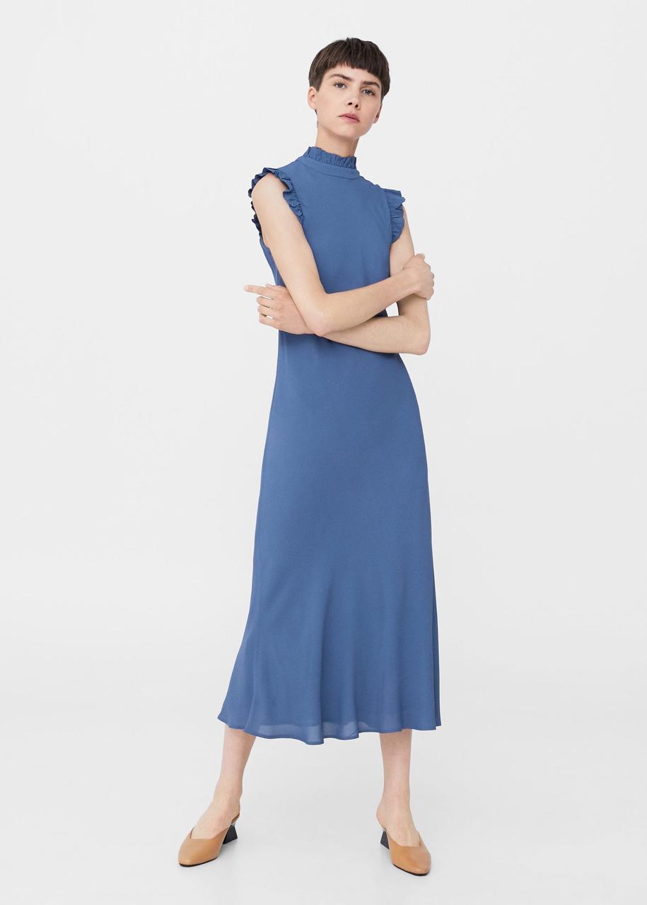 Женское платье Mango размер XL 54 RU женские платья миди летние