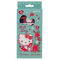 HK19-071 Пастель масляная (12 цветов) KITE 2019 Hello Kitty 071