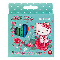 HK19-070 Мел восковый (12 цветов) KITE 2019 Hello Kitty 070