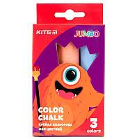 K19-077 Мел (3 цвета) Jumbo KITE 2019 Jolliers 077