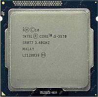 Процессор, Intel Core i5-3570 6 МБ кэш-памяти, тактовая частота до 3,80 ГГц