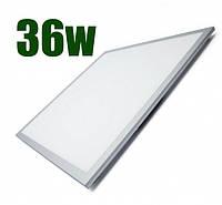 Світлодіодна панель LEDSTAR 36W, 595*595, 4000K, срібло, (LS-102970)