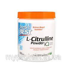 Doctor's BESTцитрулин L-Citrulline Powder200 g