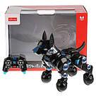 Интерактивная собака Доберман на пульте Большая, фото 2