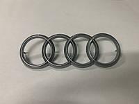 Audi A4 2015↗ Эмблема на мотор (оригинал)