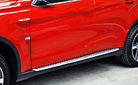 BMW X4 G02 Боковые подножки OEM