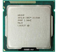 Процессор, Intel Core i5-2500 6 МБ кэш-памяти, тактовая частота до 3,70 ГГц, фото 1
