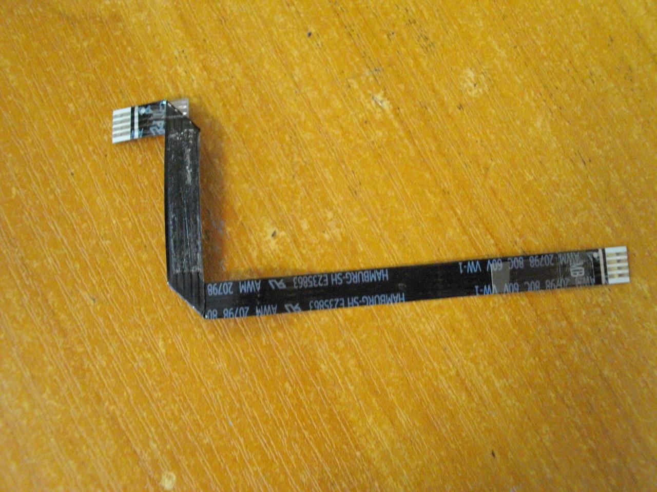 Оригинальный Шлейф тачпада Lenovo G565 G560 Б/У