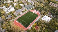 Проектирование спортивных зданий крытых стадионов, дворцов спорта.