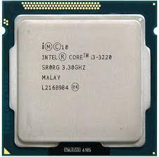 Процессор, Intel Core i3-3220 3 МБ кэш-памяти, 3,30 ГГц