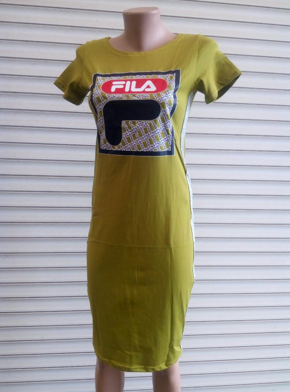 d770f71d4592 Женское платье миди fila: продажа, цена в Одессе. платья женские от ...
