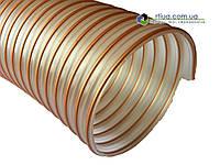 Рукав ПУ 125 мм 09Н полиуретановый зерно абразив щепа, фото 1