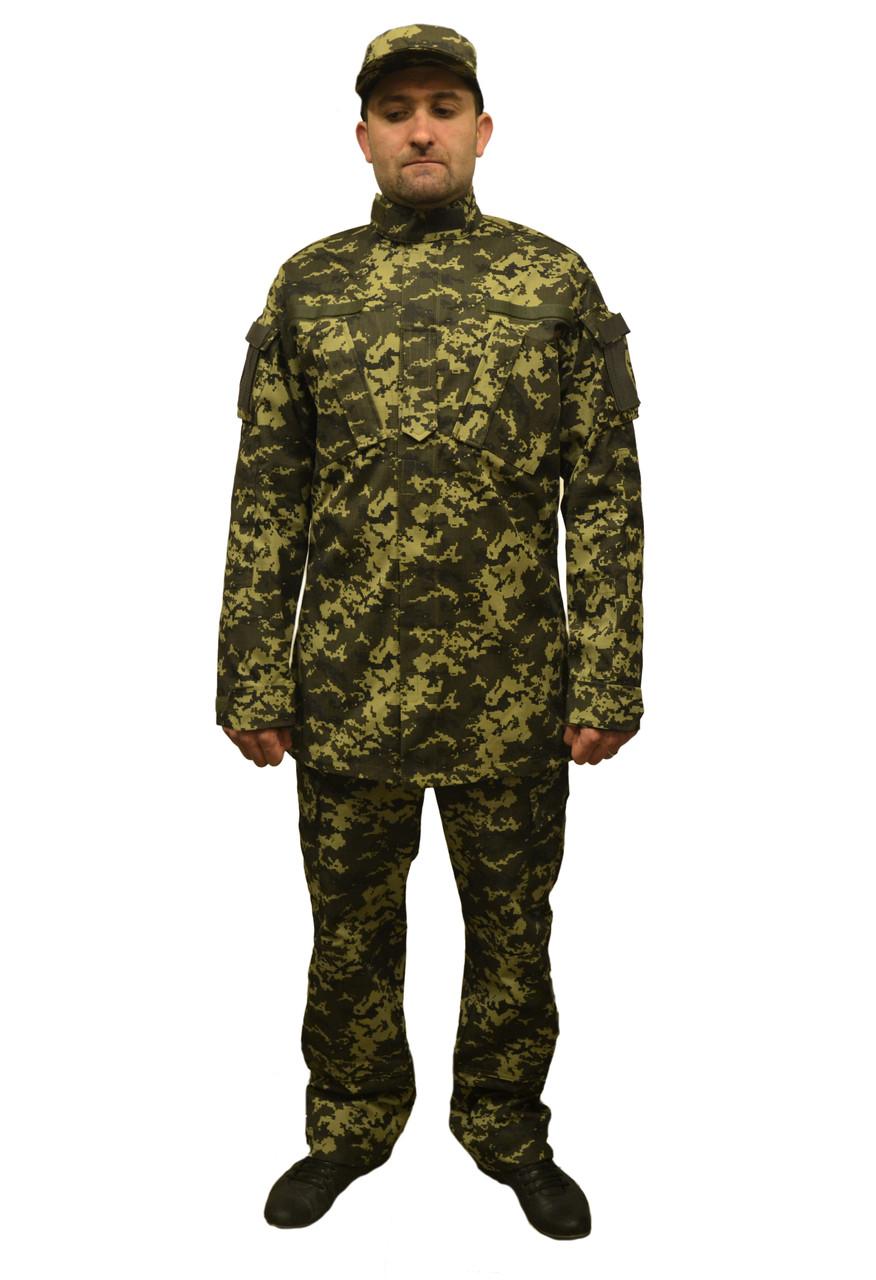 Американская военная форма — реплика, пиксель Пограничник