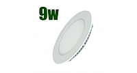 Світлодіодний світильник LEDSTAR вбудований коло 9W-220V-4000К-540lm (LS-102943)
