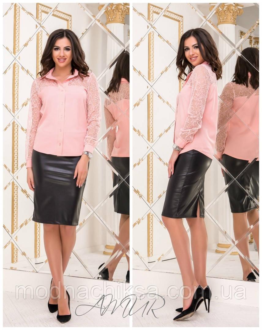 Блуза женская нарядная