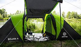 Туристическая палатка 4-х местная Peme Bojan 4 Польша!, фото 3