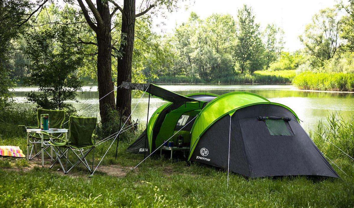 Туристическая палатка 4-х местная Peme Bojan 4 Польша!
