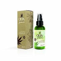 Масло для сухого волосся і посічених кінчиків Dott. Solari Olea Green Dolce Hemp Oil , 100 ml
