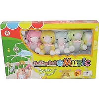 Игрушки Для самых маленьких Карусель мягкие игрушки Китай 5203