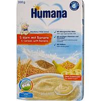 Молочная 5 злаков спеченьем Humana Германия 77555