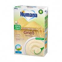 Каша безмолочная пшеничная органическая 200г Humana Германия 77552
