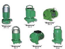 Электронасосы для подачи воды