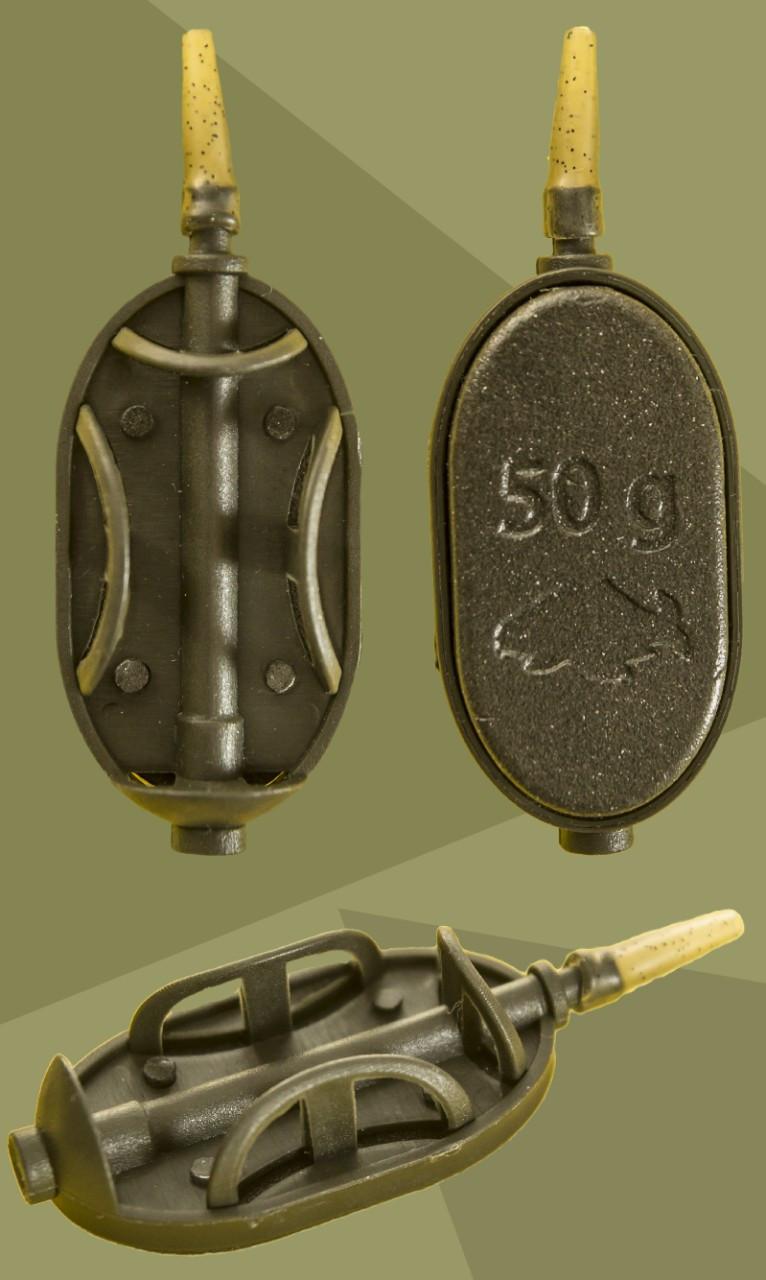 Кормушка флэт-Method 40g