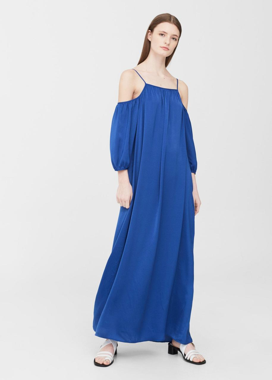 Женское платье Mango размер XL 52-54RU женские платья макси летние