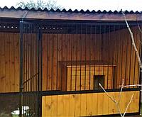 Вольер для собаки TokarMebel «Рекс» 280х200