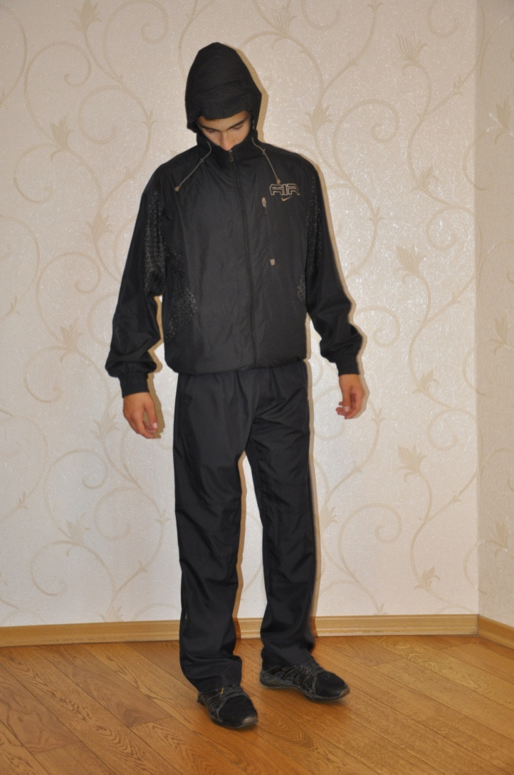 b1602248 Мужской спортивный костюм Nike Fit Storm.: продажа, цена в Киеве ...
