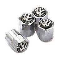 Колпачки на нипель колес VW