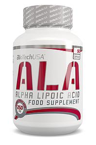 BioTech ALA 50 caps