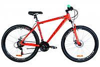 """Горный велосипед OPTIMABIKES AL MOTION DD AM 27.5""""(оранжевый)19r, фото 1"""