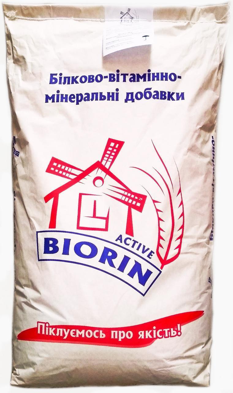 BIORIN Active БМВД 12% для свиней от 60 до 125кг Финиш
