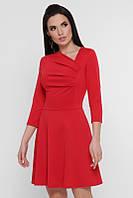 Платье PL-1751 - красный: 42,44,46,48, фото 1