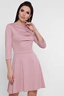 Платье PL-1751 - пудра: 42,44,46,48, фото 1