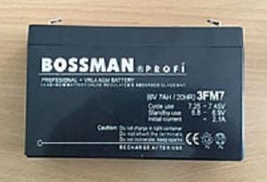Аккум. для детских эл.мобилей Bossman-Profi 3FM7