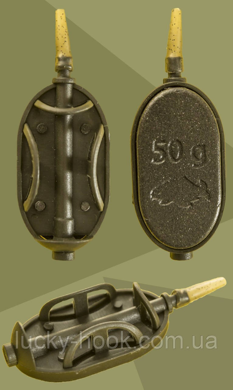 Кормушка флэт-Method 50g