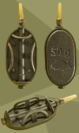Кормушка флэт-Method 50g, фото 2