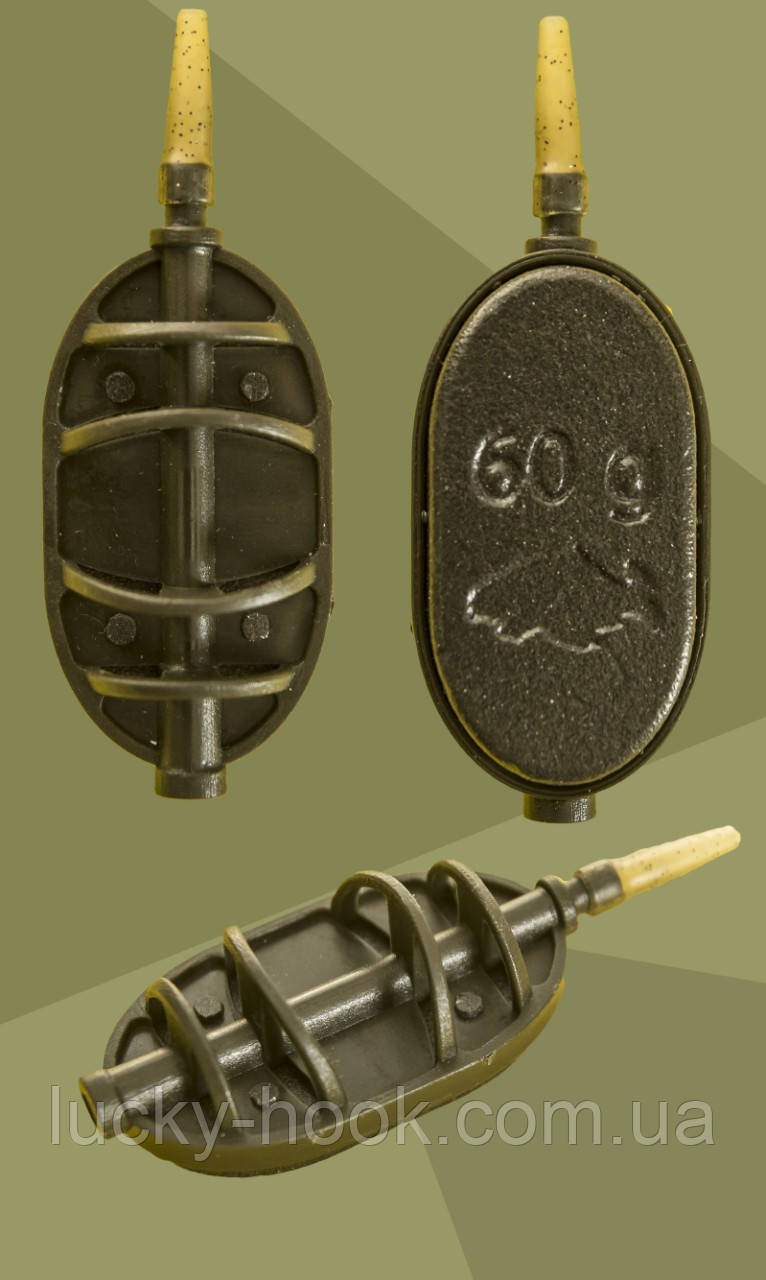 Кормушка флэт-Classic 50g