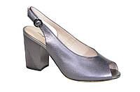 Стильные босоножки на каблуке Lady Marcia