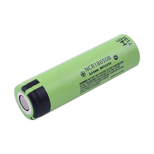 Аккумулятор 18650, Panasonic, 3400mAh, 3.7V, высокотоковый, оригинал