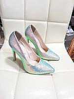 Туфли женские на шпильке 2061