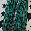 Канекалон (зелёный) 65*130 см, фото 6