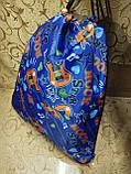 ПРИНТ cумка рюкзак-мешок для обуви(только ОПТ ), фото 2